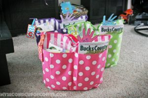 teacher appreciation gift tote
