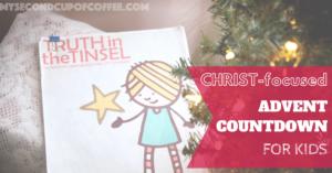 Christ-focused Advent Countdown