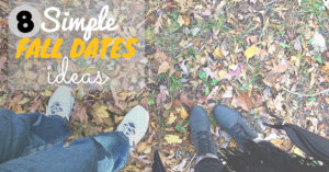 Simple Fall Dates