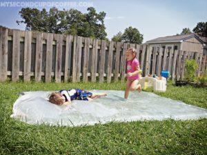 summer water activities