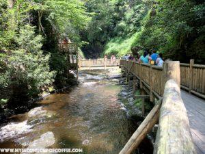 Bushkill Falls Hike